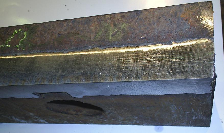 Востановленный нож